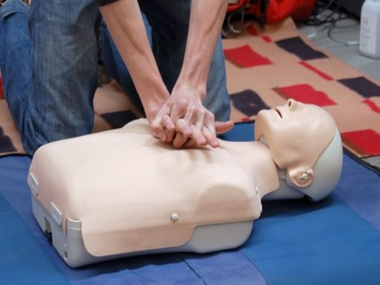First aid course Suffolk