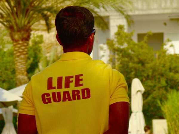 Lifeguard Course by Paul R Salmon